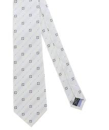 TAKA-Q/アイスカプセル シルク小紋柄レギュラータイ8.0cm幅/503138792