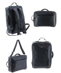 TAKA-Q/サフィアーノ型押し3WAYビジネスバッグ A4対応/503138980