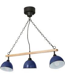 BRID/GENDER WOOD ROD 3BULB PENDANT LAMP (電球あり)/503357283