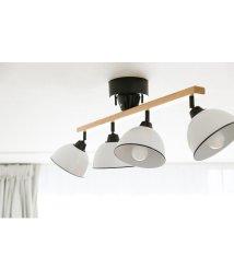 BRID/GENDER WOOD ROD 4BULB CEILING LAMP STRAIGHT (電球あり)/503357284
