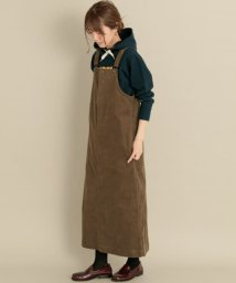 URBAN RESEARCH OUTLET/【SonnyLabel】UNIVERSAL OVERALL 別注コーデュロイジャンパースカート/503362961