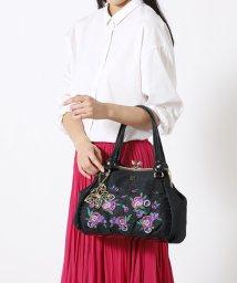 ANNA SUI BAG/ガーデンローズ ハンドバッグ/503365603