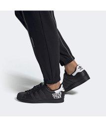 adidas/アディダス adidas スーパースター / Superstar (ブラック)/503375845