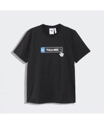 adidas/アディダス adidas 東京KC Tシャツ / Tokyo KC Tee (ブラック)/503375850