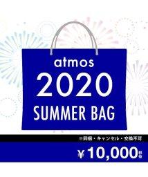 atmos/atmos 2020 SUMMER BAG (MENS) 20SU-I/503376772