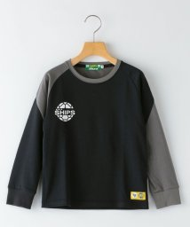 SHIPS KIDS/ATHLETA:【SHIPS KIDS別注】ロゴ プリント TEE(145~160cm)/503379790