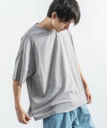 Rocky Monroe/半袖Tシャツ タンクトップ メンズ カジュアル アンサンブル ジョーゼット ストレッチ 伸縮性 2着セット 2枚組 2点 綿 コットン シンプル 無地 ストリー/503380063