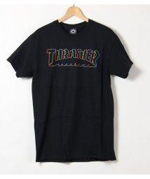 ALWAYS GOOD TIME NEW BASIC STORE/【THRASHER/スラッシャー】プリントクルーネックTシャツ/503363182