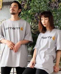 ALWAYS GOOD TIME NEW BASIC STORE/【Carhartt カーハート】半袖グラフィックロゴTシャツ/503363203