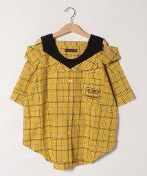 Lovetoxic/チェックレイヤードシャツ/503364500