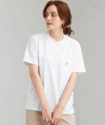 green label relaxing/[ダントン] SC DANTON クルーネック ショートスリーブ ポケット Tシャツ/503374165