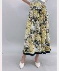 Millon Carats/【STYLE4】グログランフラワースカート/503381583