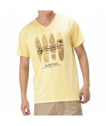 MAC HOUSE(men)/T-GRAPHICS ティーグラフィックス サーフ半袖Tシャツ EJ203-MC222/503382116