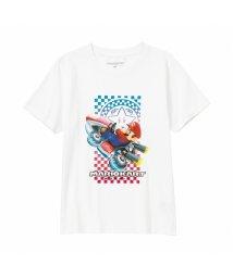 MAC HOUSE(kid's)/マリオカートTシャツ 22843061.62.63/503382160