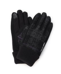BASECONTROL/Harris Tweed ハリス ツィード 手袋 グローブ/503382173