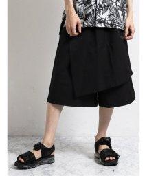 semanticdesign/スカート付ワイドクロップドショーツ/503382698