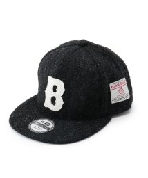 BASECONTROL/Harris Tweed ハリス ツィード CAP ベースボールキャップ フラットバイザー/503383099