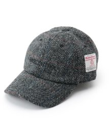 BASECONTROL/Harris Tweed ハリス ツィード CAP ローキャップ/503383100