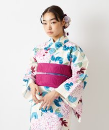 FURIFU/浴衣「あじさいと金魚」/ 夏・花火・納涼船/503250127