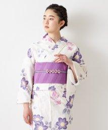 FURIFU/浴衣「桔梗金魚」 / 夏 花火 納涼船 夕涼み 綿/503316659