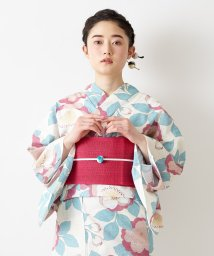 FURIFU/浴衣「桜」 / 夏 花火 納涼船 夕涼み 綿/503316662
