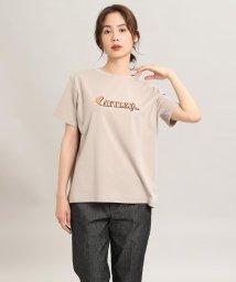 CLEAR IMPRESSION/ 《musee》CATTLEYAロゴTシャツ/503383952