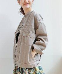 IENA/カラーチノリメイクルーズブルゾン◆/503385547