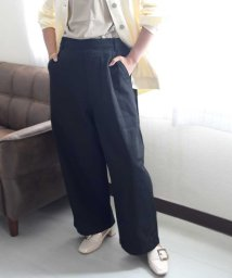 ARGO TOKYO/Cotton wide tapered pants 22079/503385573