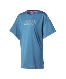 PUMA/ランニング グラフィック ウィメンズ 半袖 ドレス/503385578