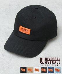 AMS SELECT/【UNIVERSAL OVERALL/ユニバーサルオーバーオール】ウォッシュキャンバスローキャップ/503385964