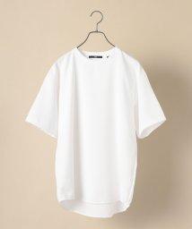 SHIPS MEN/SC: シアサッカー クルーネック Tシャツ/503386014