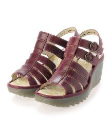 EU Comfort Shoes/ヨーロッパコンフォートシューズ EU Comfort Shoes サンダル (パープル)/503386490