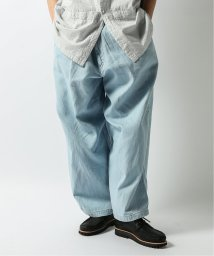 J.S Homestead/CONVERT WAIST WIDE SLACKS/503386574