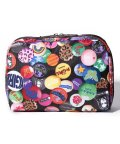 LeSportsac/EXTRA LARGE RECTANGULAR COSMETIC エックスガールメモリーズ/LS0024176