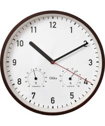 BRID/Olika T&H CLOCK Φ30.5cm/503357352