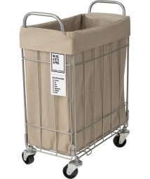 BRID/WIRE ARTS & PRO FOLDING LAUNDRY SQUARE BASKET with CASTER 28L/503357365