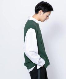 URBAN RESEARCH OUTLET/【SENSEOFPLACE】ニットベスト/503363074