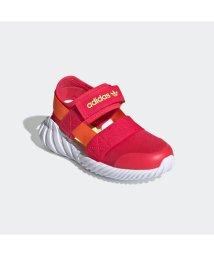 adidas/アディダス adidas ドゥームサンダル / Doom Sandals (オレンジ)/503372896