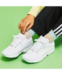 adidas/アディダス adidas ZXフラックス / ZX Flux (ホワイト)/503373024