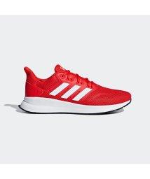 adidas/アディダス adidas ファルコンラン / FALCONRUN W (レッド)/503373094