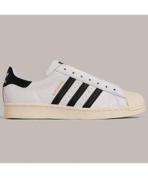 adidas/アディダス adidas スーパースター シューレースレス / Superstar Laceless (ホワイト)/503373107