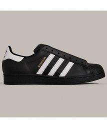 adidas/アディダス adidas スーパースター シューレースレス / Superstar Laceless (ブラック)/503373108