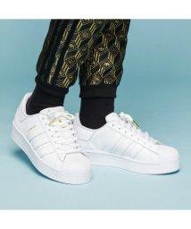 adidas/アディダス adidas スーパースター ボールド / Superstar Bold (ホワイト)/503373269
