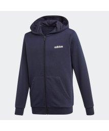 adidas/アディダス adidas エッセンシャルズ リニア パーカー / Essentials Linear Hoodie (ブルー)/503373402