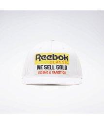REEBOK/リーボック Reebokクラシックス グラフィック ウイ セル ゴールド キャップ / Classics Graphic We Sell Gold Cap (ホ/503375665