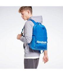 REEBOK/リーボック Reebokクラシックス コア バックパック / Classics Core Backpack (ブルー)/503375680