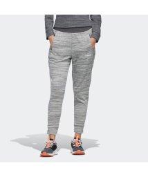 adidas/アディダス adidas エッセンシャルズ 7/8 フレンチテリーパンツ / Essentials 7/8 French Terry Pants (グレー)/503380030