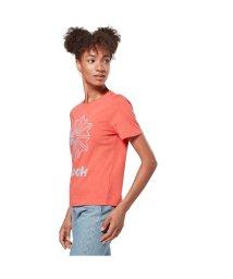 REEBOK/リーボック ReebokAC W グラフィック Tシャツ (オレンジ)/503380368
