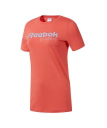 REEBOK/リーボック Reebokクラシックス リーボック Tシャツ / Classics Reebok Tee (オレンジ)/503380397