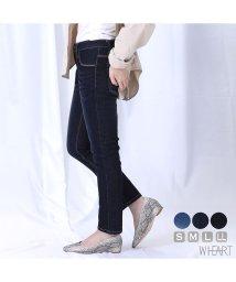 W.heart/新感覚!岡山のジーンズメーカーが本気で開発した『脚に馴染む驚異のストレッチジーンズ(ジャスト)』/503385022